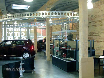 Scion Downtown  528 Front Street West, Toronto