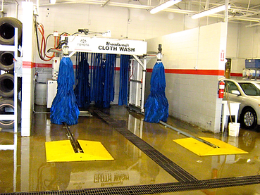 Downtown Toyota Service Car Wash