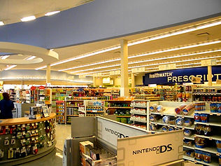 Shoppers Drug Mart Interior Design and Fixtures