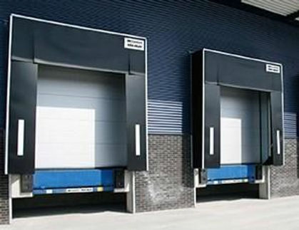Loadig Bay Doors Contruction With All Elemants