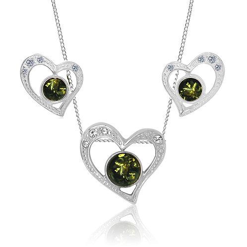 Green Heart Set