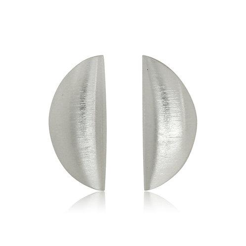 Handmade Designer Silver Stud Earrings