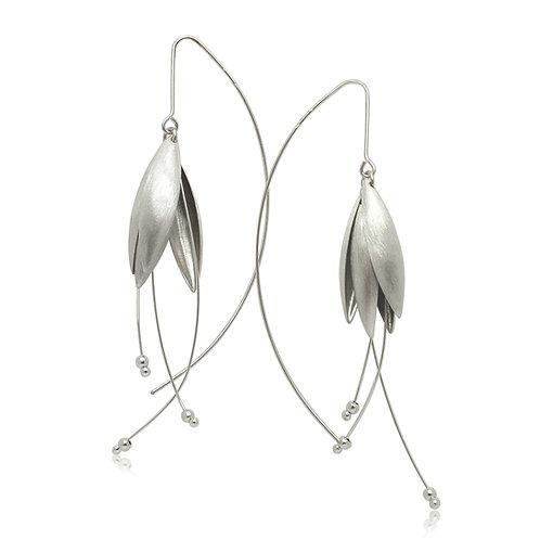 Handmade Designer Sterling Silver Earring