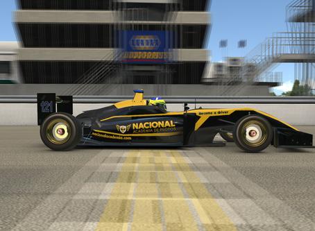 Disputa pelo Título do Dallara F3