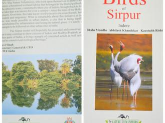 Birds of Sirpur – A book review by Dev Kumar Vasudevan