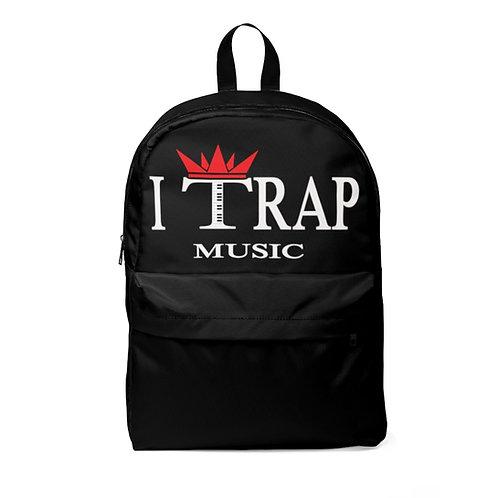 I Trap Music Classic Backpack
