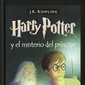 Harry Potter - Misterio del Principe