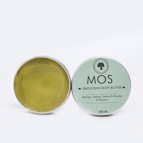 MOS Økologisk Body Butter