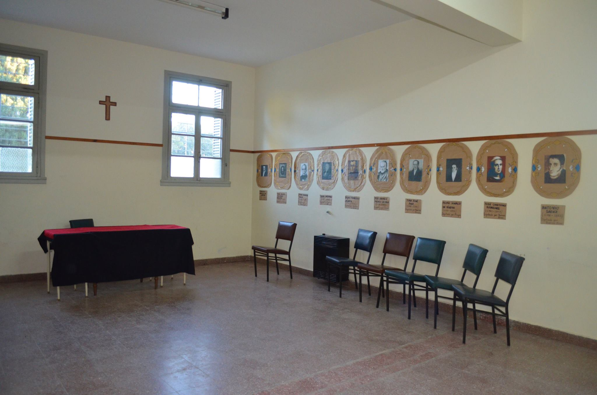 Casa de Tucuman SALON JURA 2