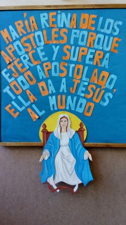 María, Reina de los Apóst.
