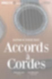 Accords à Cordes / Guitar & Voice Duo