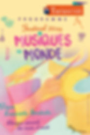Festival de Musiques du Monde de Tarascon / 2016