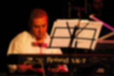 Éros Cordogli / Pianiste, Accordéoniste / Photo : DR