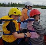 Third Seat Option Canoe