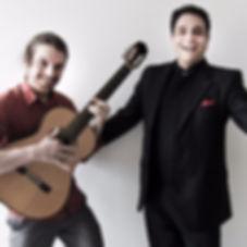 Accords à Corde / Guitar & Voice Duo