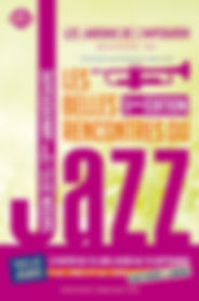 Les Belles Rencontres du Jazz / Édition 2015