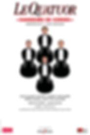 La Quatuor / Danseurs de Cordes