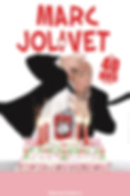 Marc Jolivet Fête 40 Ans de Scène