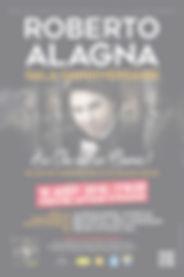 Roberto Alagna / Gala d'anniversaire