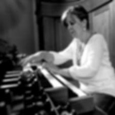 Karine Nelson / Organiste