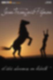 Jean-François Pignon et ses chevaux en liberté