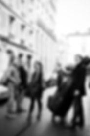 Aurore Quartet / Photo : Emmanuelle Ales
