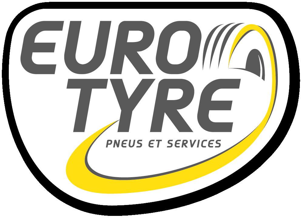 Eurotyre Blanc Vertical