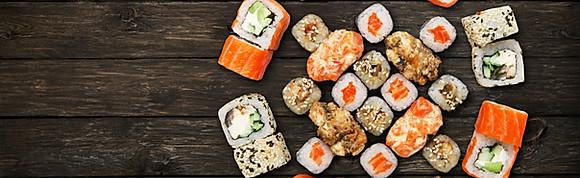 Menu Sushi Maki