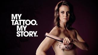 "ghd ""My Tattoo, My Story"""