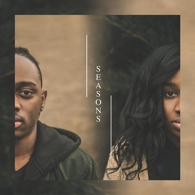 Evan and Eris - Seasons Album Cove