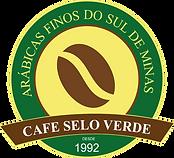 Logotipo da Café Selo Verde
