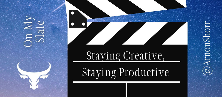 Staying Creative and Staying Productive