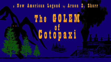 The Golem of Cotopaxi