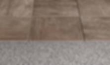 Terrassenbelag mit Platten