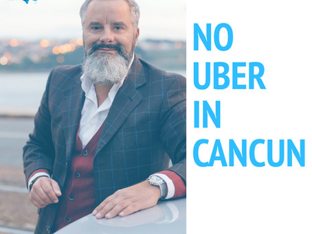 No Uber in Cancun