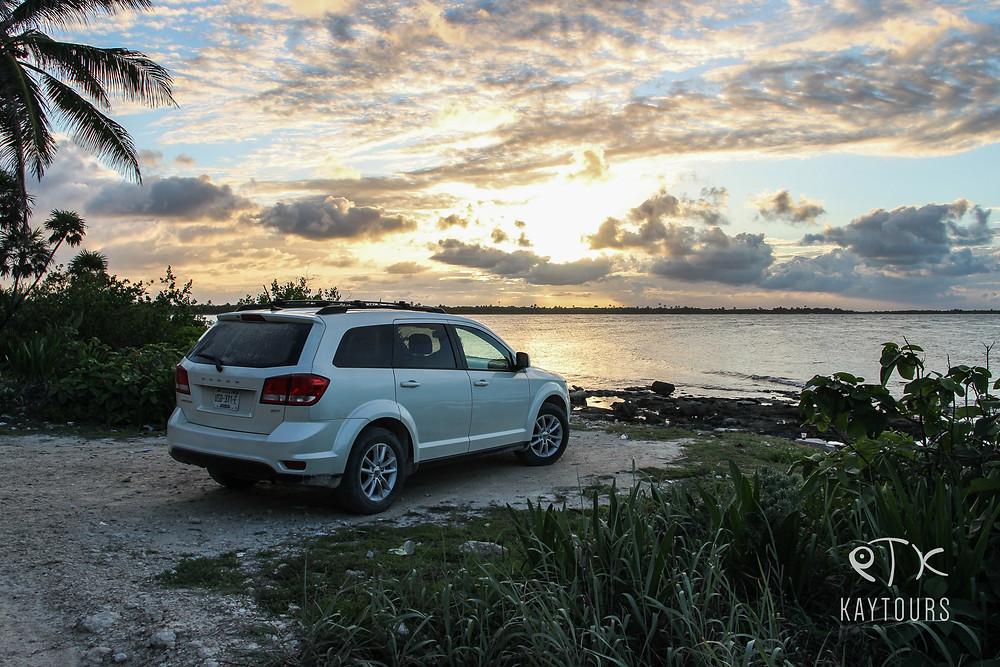 Uber in Cancun