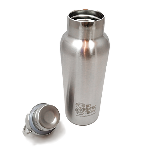Vacuum insulated stainless-steel water bottle | 17oz. / 500ml