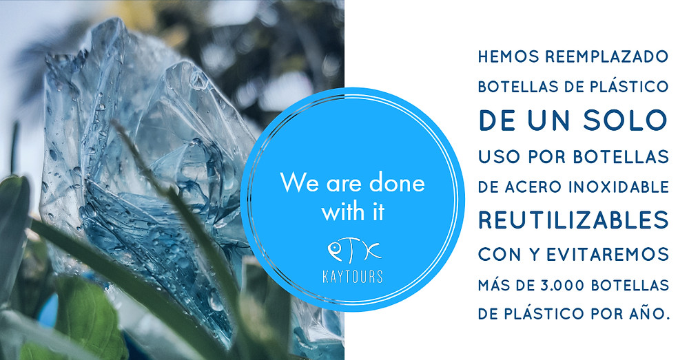 Tour operator goes plastic free