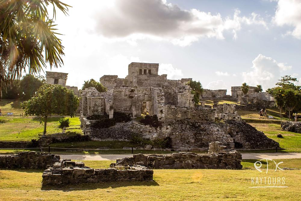 """""""El castillo"""" in Tulum"""