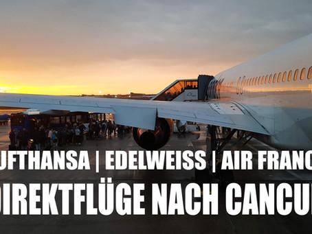 Direktflüge nach Cancun