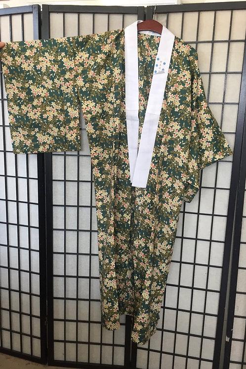 Kimono green