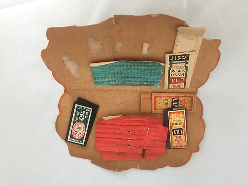 Vintage Needle Set