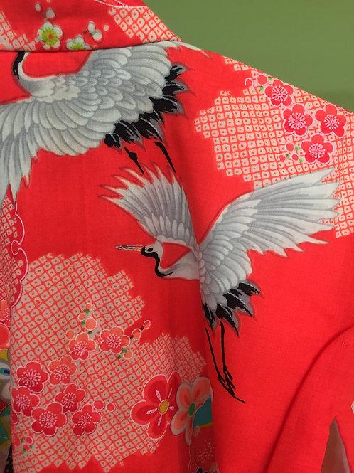 Girl's Kimono