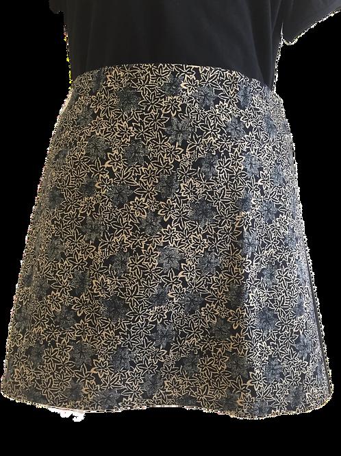 Wrap around skirt short small