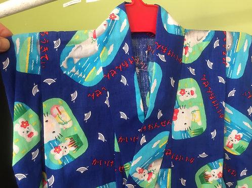 Child's Kimono Hello Kitty