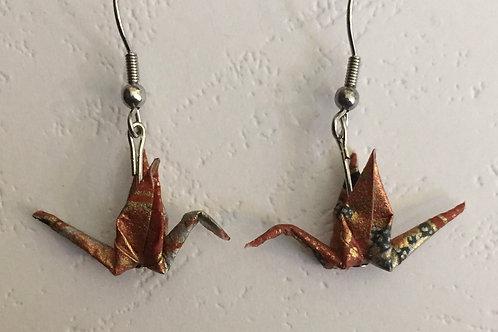 Japanese Crane Origami E