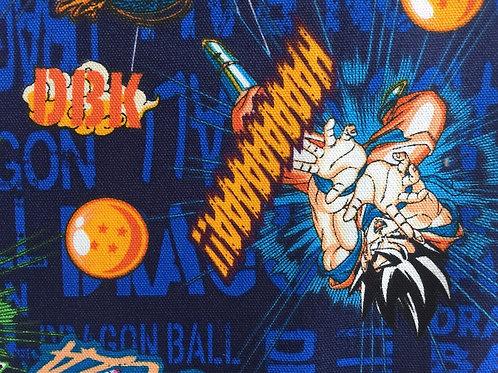 Fabric 80 cmDragon Ball