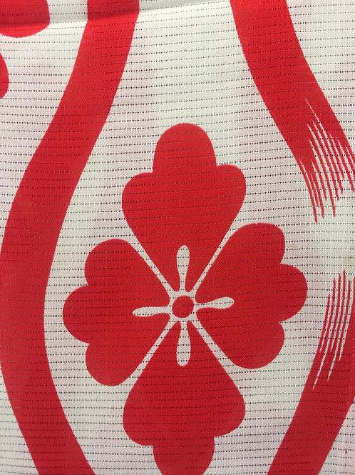 Kimono fabric silk summer 140
