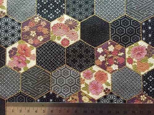 Face Mask - floral pattern