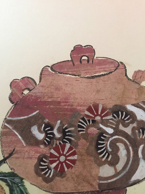 Chigirie Japanese Traditional Ar